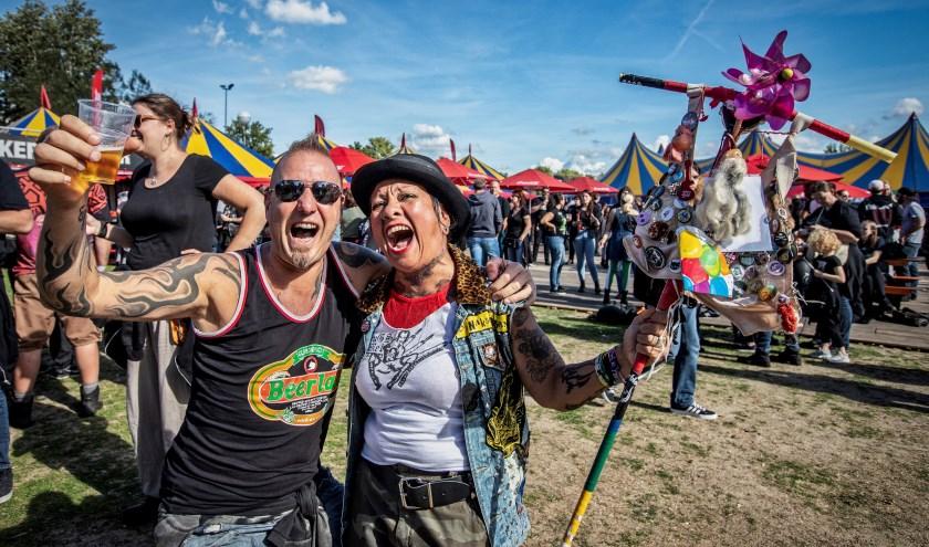Baroeg Open Air. Foto: Marcel van Wagenaar.