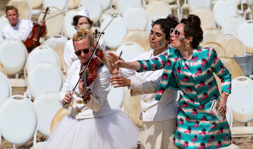 Op het festival gaat ook de opwindende muziektheatervoorstelling Lost Tango in première.