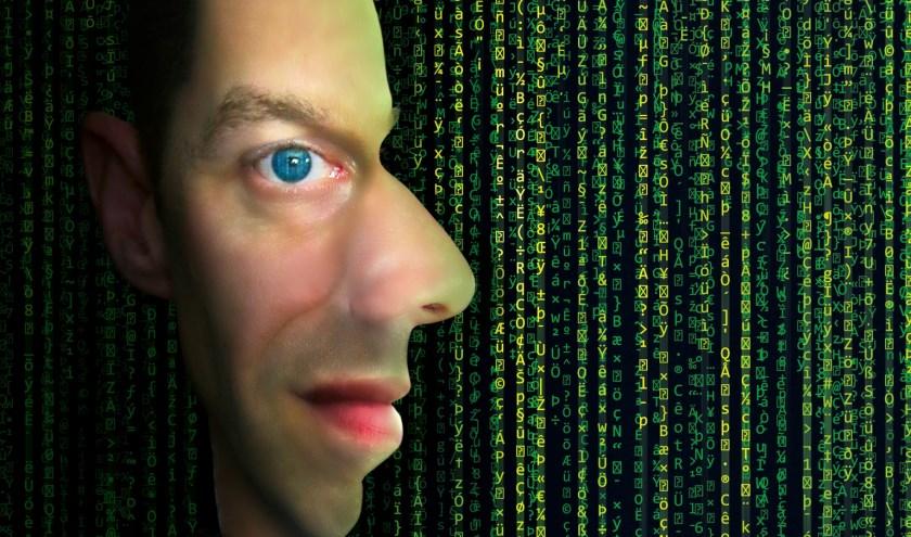 Jochem Nooyen brengt de illusieshow 'Privacy' in Het Punt.