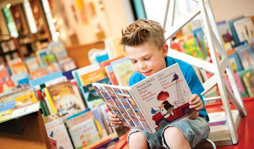 De kinderenboekenweek vindt plaats van 2 tot en met 13 oktober. Er zijn diverse activiteiten in de vestigingen van bibliotheek de Kempen.