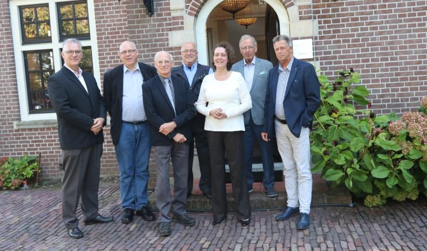 Stichting Huurdersorganisatie Groene Hart in Alphen aan den Rijn is een feit.