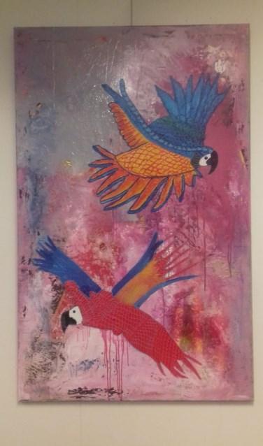 Werk van de kunstenaars van Atelier Elver is vanaf nu te zien in het Liemers Museum. (foto: PR)