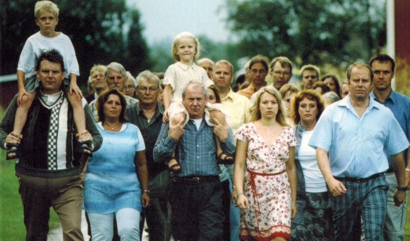 groep mensen. Foto: K. Pollak
