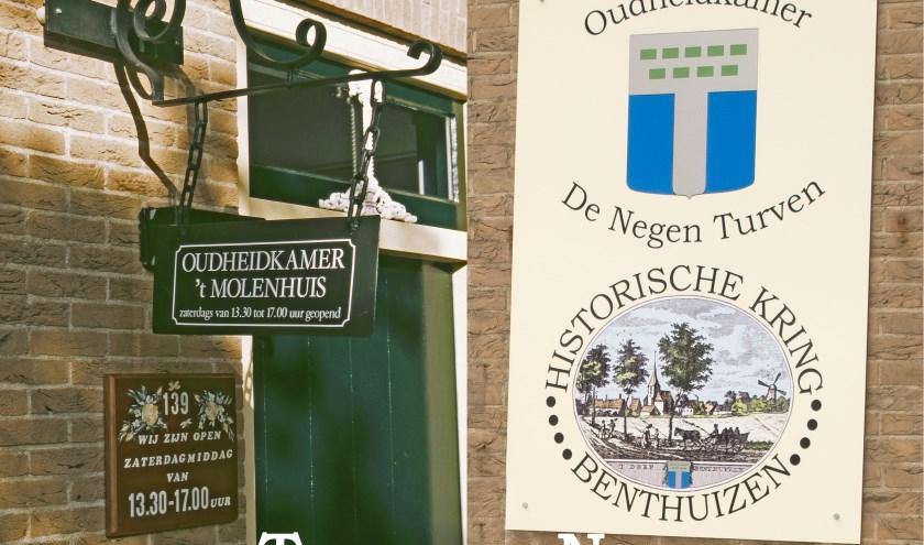 Op zeven september was het 25 jaar geleden dat de Oudheidkamer en de Winkel van Sinkel geopend zijn.