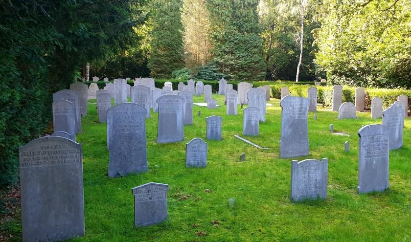 Nieuwe Begraafplaats Veldwijk
