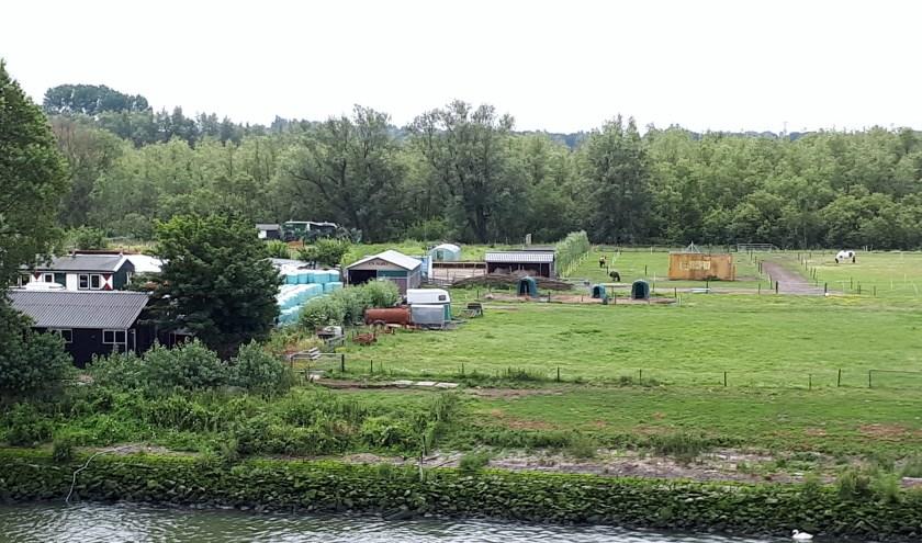 Ook op de zorgboerderij Beerenplaat wordt gewerkt aan persoonlijke ontwikkeling en het trainen van arbeidsritme. Foto: Joop van der Hor.