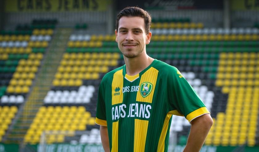 Thom Haye was clubloos en tekent nu voor twee jaar bij ADO Den Haag