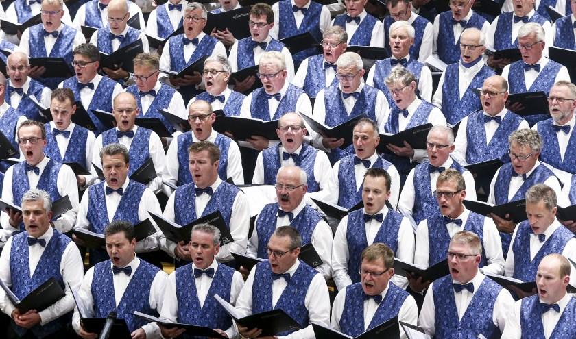 Het Rijssens Mannenkoorgeeft op vrijdag 21 september een concert in de Dionysiuskerk inRijssen.
