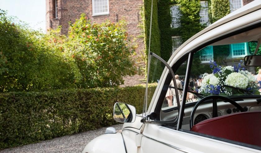 Slot Zuylen houdt op 22 september het Open Wedding Event. Foto: Slot Zuylen
