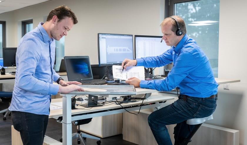 Inventieve oplossingen voor de machinebouw. Dat is waar de ruim dertig medewerkers van het bedrijf HIH Engineering dagelijks aan werken.
