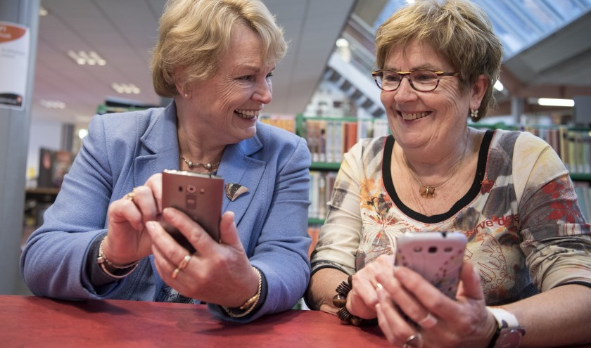 September is WhatsApp-maand in SeniorWeb-leslocaties in het hele land.