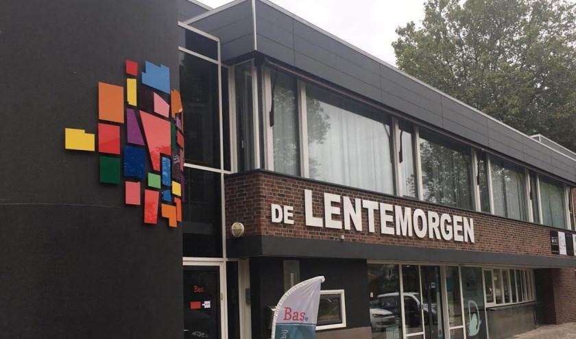Het gebouw aan de Lentemorgen waar Bas naartoe gaat verhuizen. (PR)