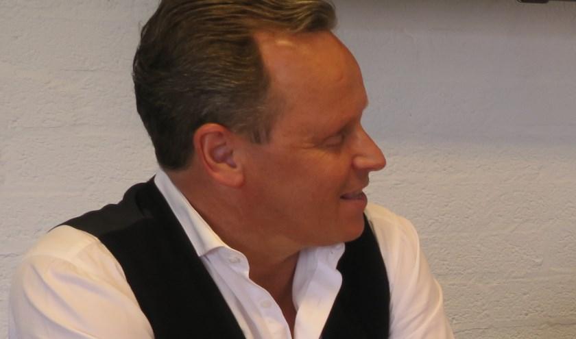 """Elmer Bouwer: """"Quco moet een begrip worden"""". (tekst en foto Geert van Someren)"""