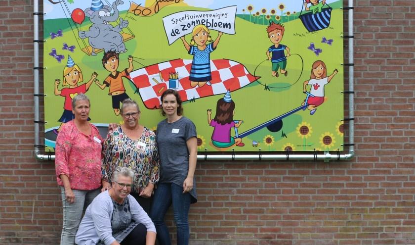 Woensdag 11 september was het precies 60 jaar geleden dat speeltuin de Zonnebloem is opgericht. (Foto: Privé)
