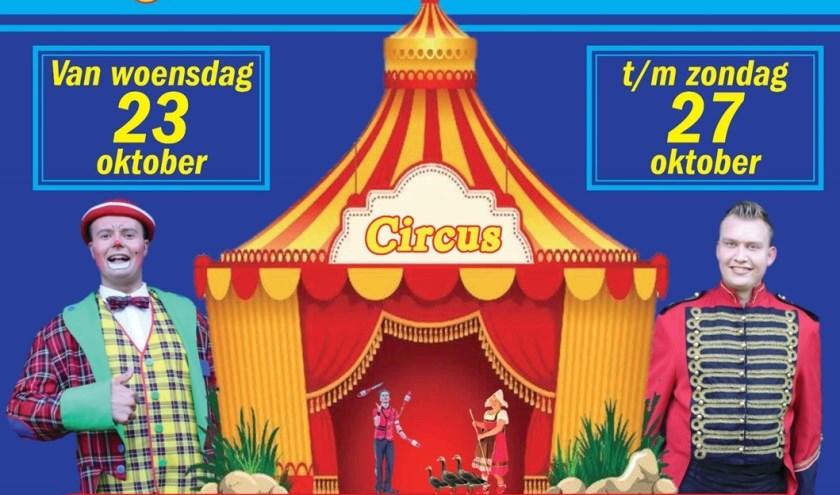 Circus Lorelly komt naar Vorden.