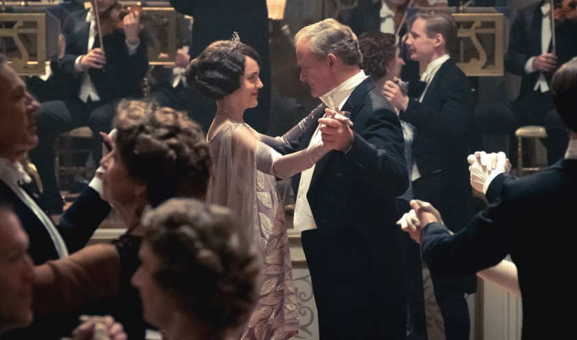 Filmstill Downton Abbey
