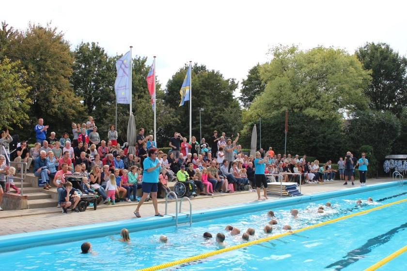Zwemles in Steenderen