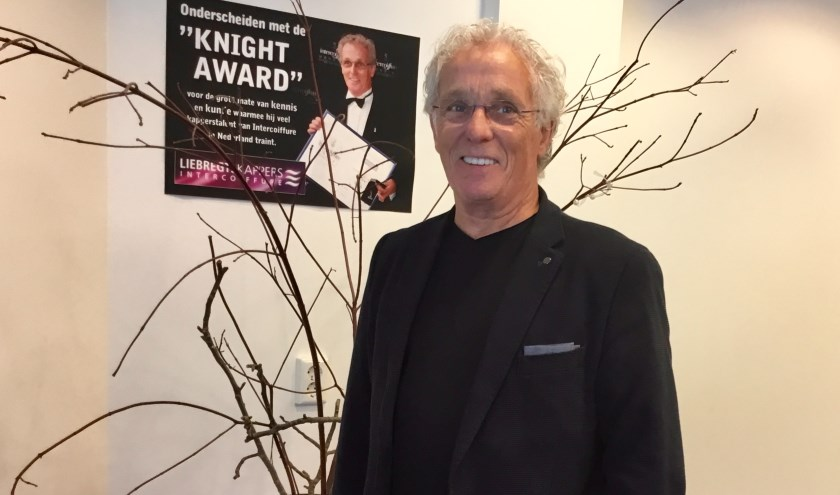 Jan Liebregts won vele prijzen en ontwikkelde zelfs een eigen kappersacademie. (Foto: DFP).