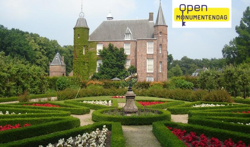 Muziek, spelletjes en gratis rondleidingen op Open Monumentendag bij Slot Zuylen. Foto: Slot Zuylen