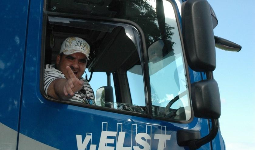 De truckrun vindt op zondag 15 september plaats. (foto: persfoto)