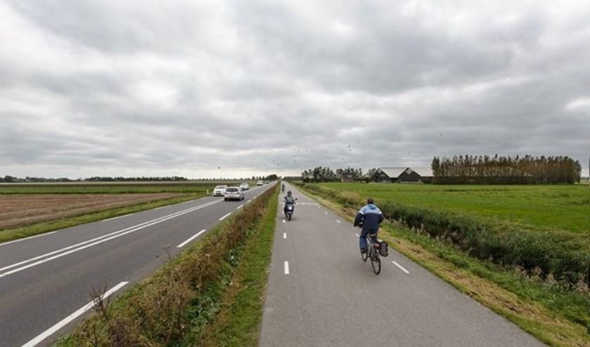 Help de provincie het wegennet te verbeteren.