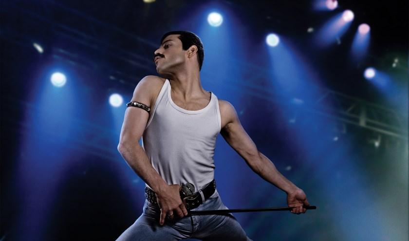 "Rami Malek as the rock icon Freddie Mercury in the upcoming 20th Century Fox/New Regency film ""BOHEMIAN RHAPSODY."""
