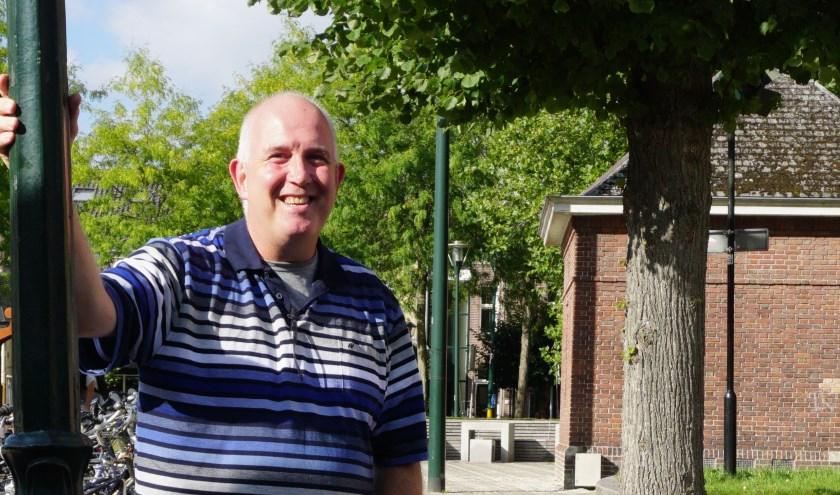 Frans van de Craats is mede-organisator van Doorn Doet. FOTO: Ellis Plokker