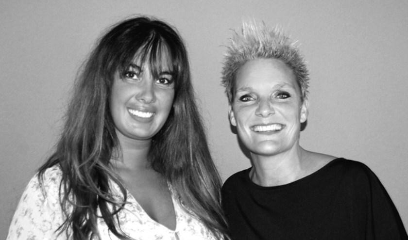 Adly Barendse en Nathalie Heezen zijn de dames achter Jut & Jul. (Foto: Privé)