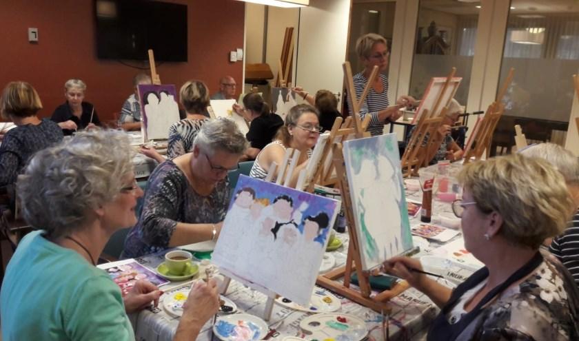Alle vrijwilligers die in de gemeente Heusden, Waalwijk en Loon op Zand actief zijn worden getrakteerd op leuke workshops en meer.