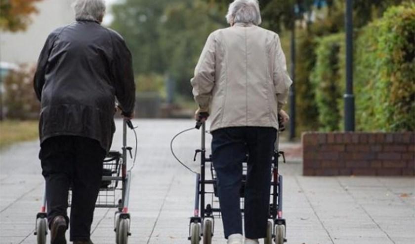 Maandag 16 september is in het Huis van Waalre een informatiemiddag over hulpmiddelen die het leven voor ouderen gemakkelijker kunnen maken. Foto: Stichting Gezondheid.