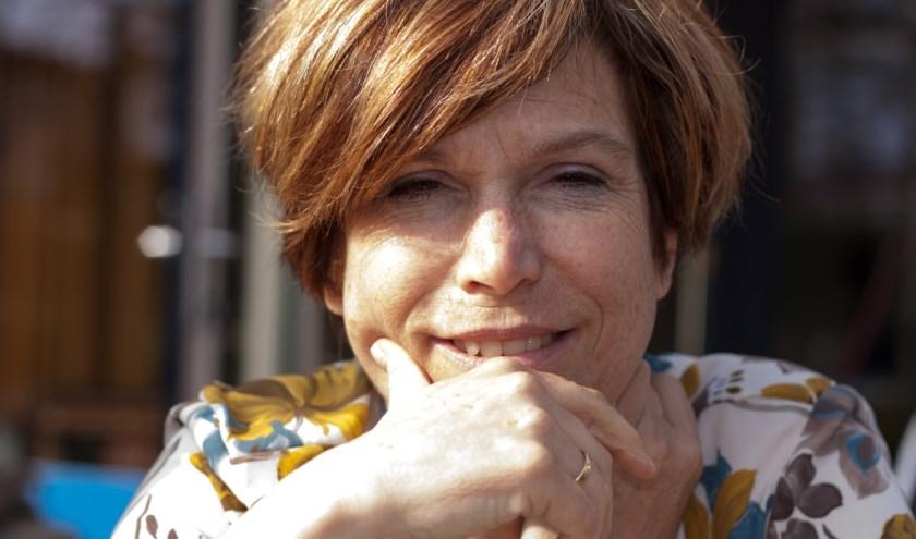 Karin Scheffer. (Foto: Leven in angst, verhaal van een thuiszitter)