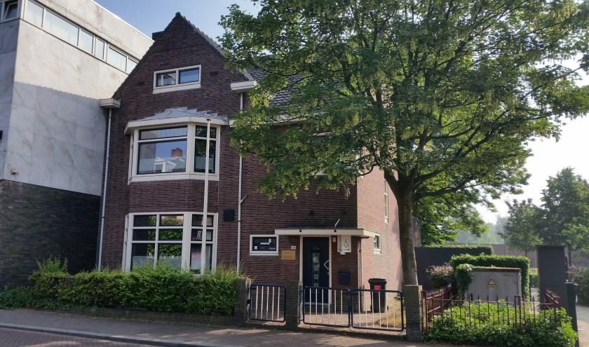 Logegebouw Ginnekenweg 141, Breda