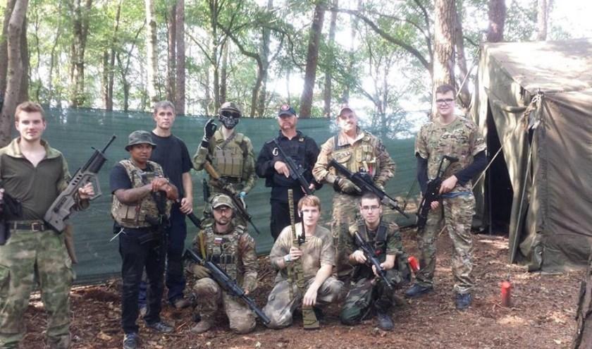 Scumbag Squad uit Ameide. (Foto: Privé)