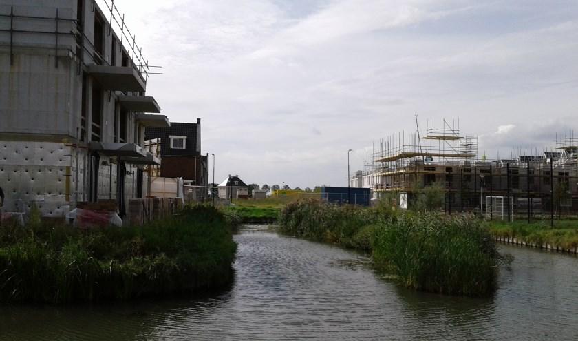 Energiezuinige appartementen aan de Keizerrood in de wijk Broekgraaf in Leerdam. (Foto: Mimi van Rossem)