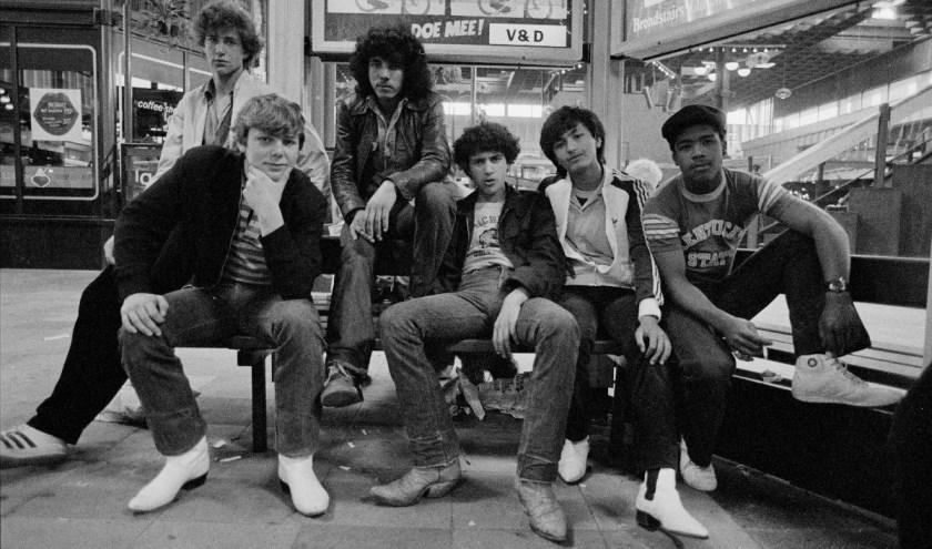 Winkelcentrum Zuidplein, 1979 - foto Robert de Hartogh