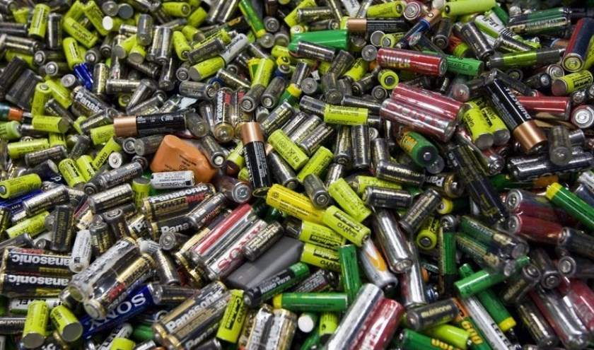 Door lege batterijen in te leveren, maakt u elke maand kans op mooie prijzen.