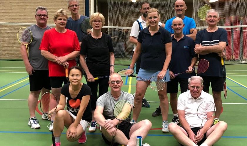 Badmintonclub ZBC kan wel wat nieuwe fanatiekelingen gebruiken. Beginner of gevorderd, kom gezellig meespelen!