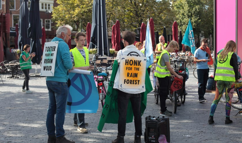 Foto: Extinction Rebellion Nederland