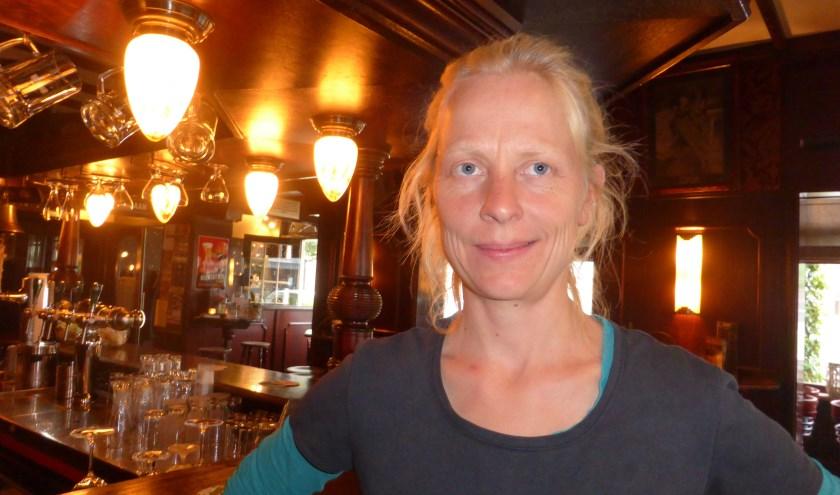 Theaterdocent Marij Verhavert: 'Improvisatietheater geeft inspiratie voor het leven zelf' (foto: Corry Florijn)