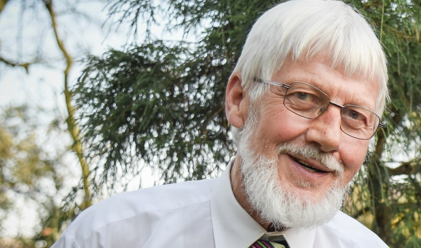Priester Huub Schumacher geeft een lezing tijdens de inspiratie-avond op 3 oktober.