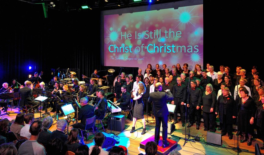 Kerst The Sprinter Singers 2018