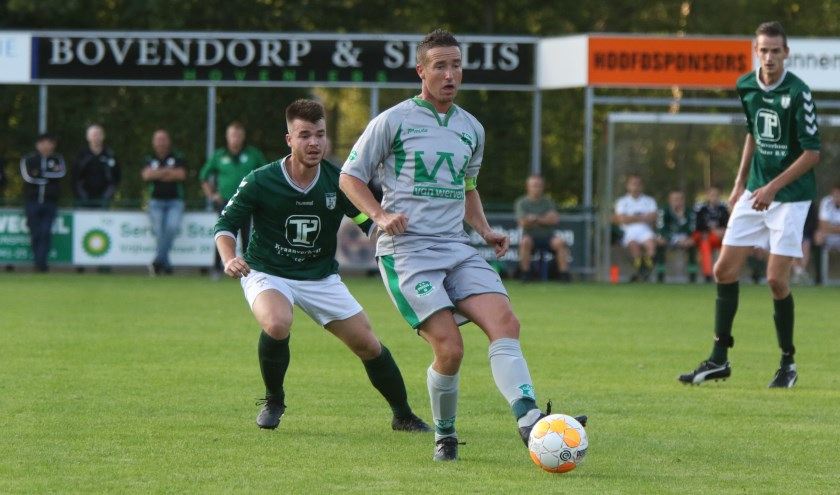 OWIOS is na twee zeges al door in de beker. Eerder won OWIOS in de Veluwe Cup van 't Harde. (Foto: Wilfred Boon)