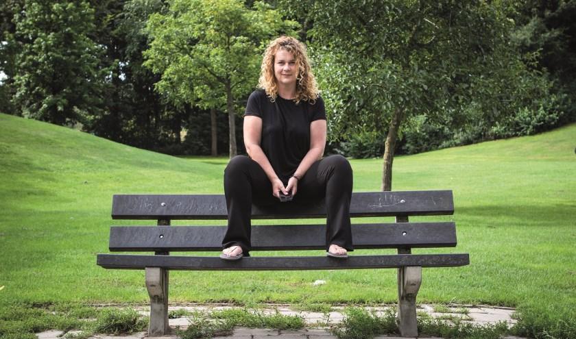 """Karien Gielens: """"Wat ik wil uitdragen is dat voor iedereen geldt dat je prima bent zoals je bent."""""""
