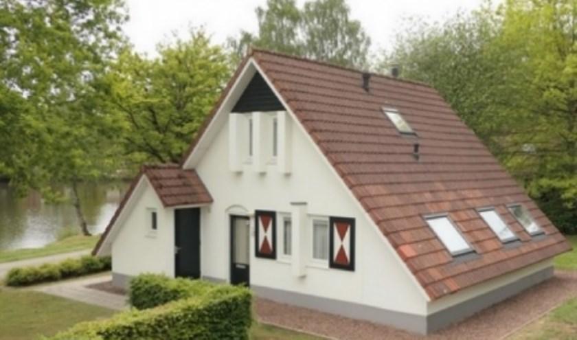 De opbrengst van de scholenloop komt ten goede aan het vakantiehuisje in Posterholt.