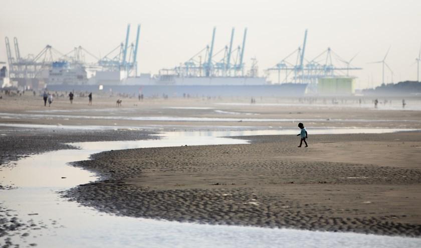 Rotterdam heeft de ambitie koploper te zijn in de energietransitie, zowel op het gebied van industrie als de logistiek. (Foto: Rotterdam Make It Happen/Claire Droppert)