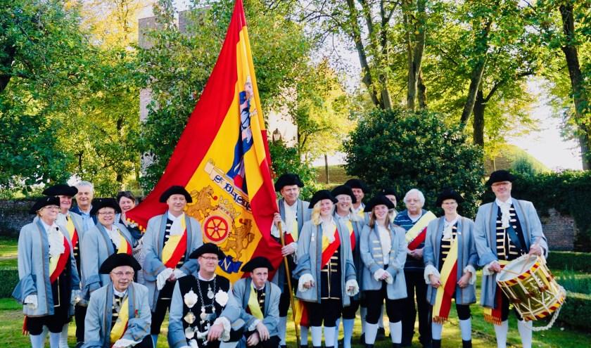 Het Sint Blasiusgilde in Heusden nodigt alle inwoners van Heusden en Oudheusden uit voor het jaarlijkse burgerkoningschieten op zondag 15 september.