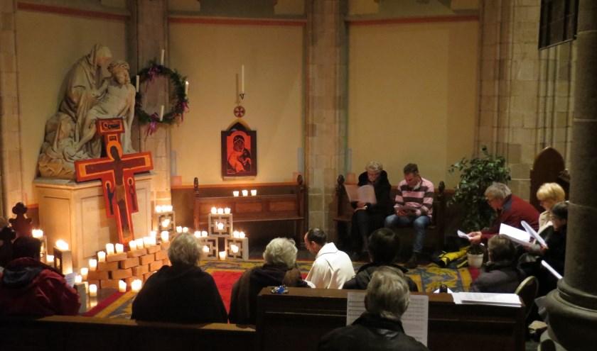 In de St. Martinuskerk in Cuijk wordt op vrijdag 13 september om 19.00 uureen Taizéviering gehouden.