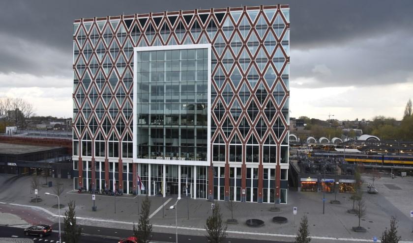 Het Huis van de Stad wordt voor 475.000 euro verbouwd. Foto:Marianka Peters