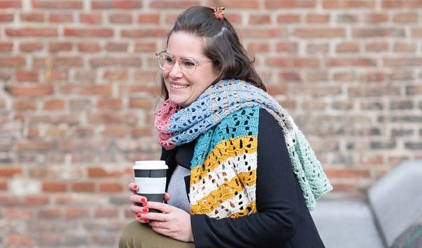 Haakster en blogster Sascha Blase-Van Wagtendonk