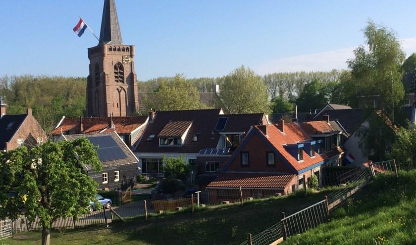 De historische plaatsen in het dorpje met zijn beschermd dorpsgezicht en oudste geschiedenis van de gemeente Lopik vormen het decor van een uitgebreid programma. (Ingezonden foto)
